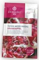 DERMASEL Totes Meer Mineralien Granatapfel Maske