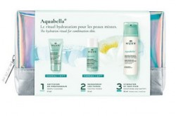 NUXE Aquabella Beauty Set im Täschchen
