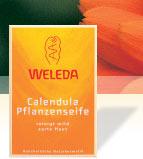 WELEDA Calendula Pflanzenseife