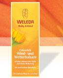 WELEDA Calendula Wind-und Wetterbalsam