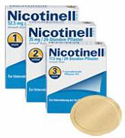 NICOTINELL 17.5MG 24 Stunden Pflaster Stufe 3