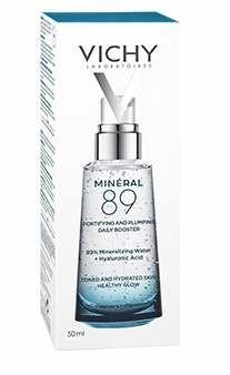 VICHY Mineral 89 Hyaluron Booster + Neovadiol Tagescreme Trockene Haut